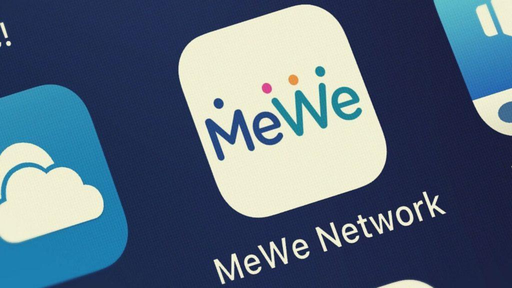 אייקון מיווי - MeWe app