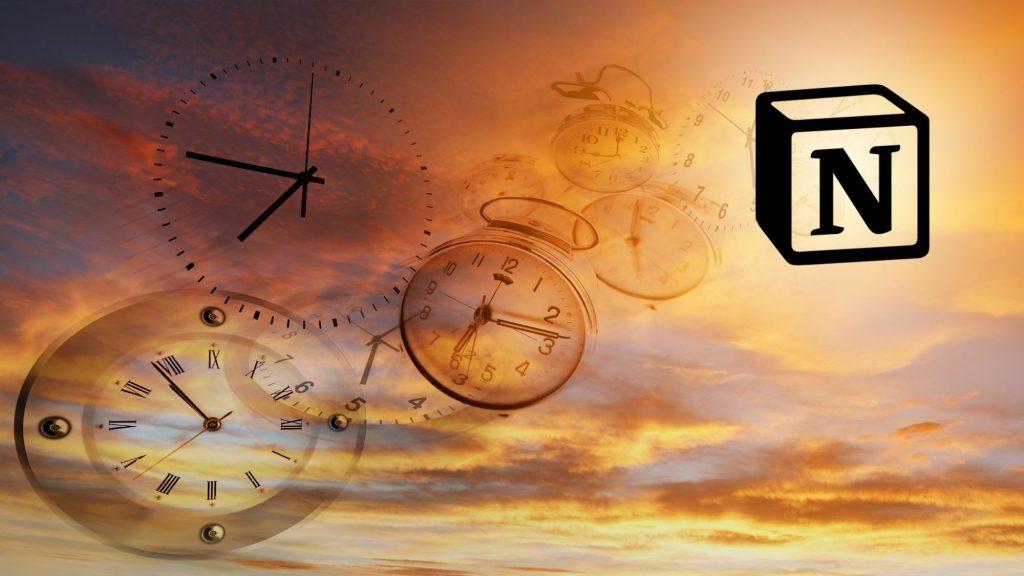 שעונים ברקיע - נויישן Notion